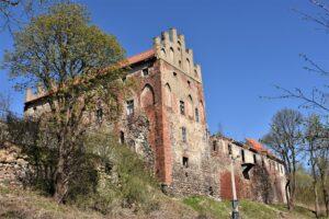 """Экскурсия в замок """"Георгенбург""""."""