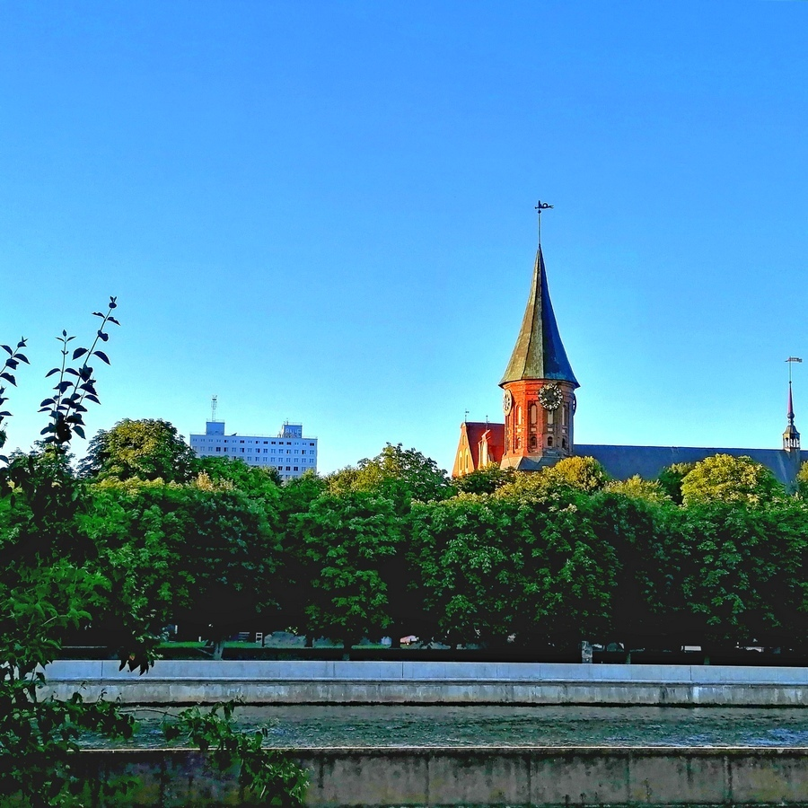 Инфоцетр туризма Калининградской области